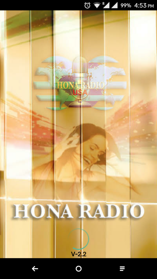 HonaRadio -  Radio & Music- screenshot