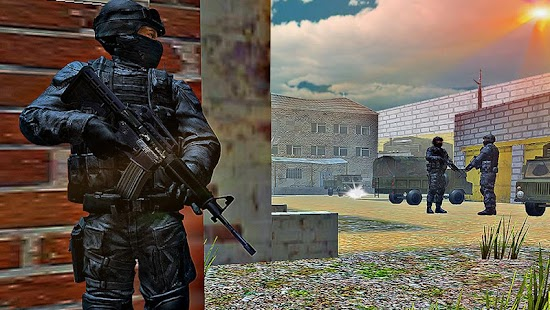 Call of Army Sniper Shooting: Frontier Battleship - náhled