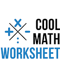Groovy Math Worksheet icon