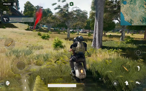 Firing Squad Free Fire : Survival Battlegrounds 3D screenshots 15