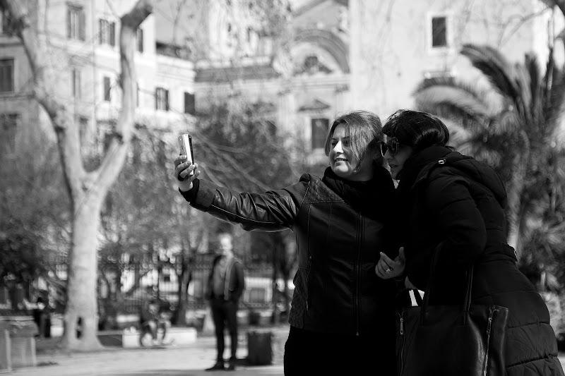 Specchio dei tempi moderni di Contephoto