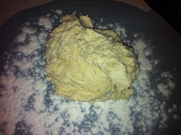 Add Biscuit mixture.