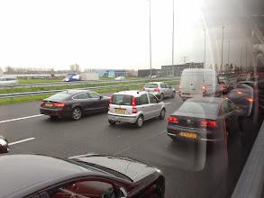 Photo: 渋滞?