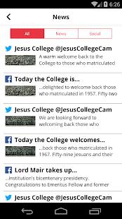 Jesus College Cambridge - náhled