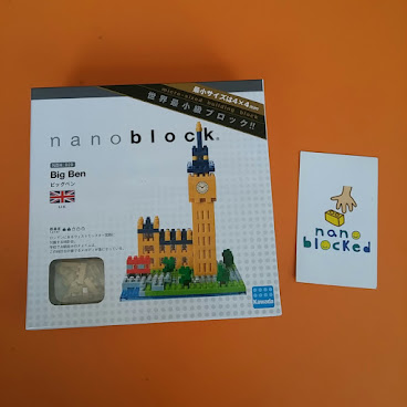 nanoblock NBH_029 Big Ben