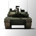 戦車時計3D - 陸上自衛隊10式 icon