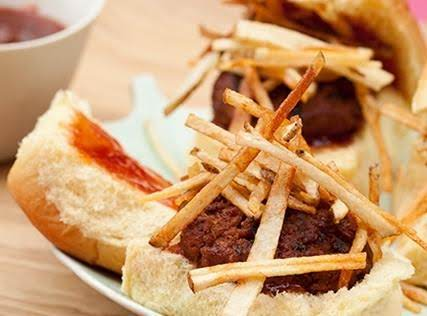 Cuban Hamburger (frita Cubana) Recipe