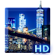 City Night Scenery APUS Live Wallpaper APK
