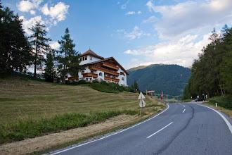Photo: Docieram na przełęcz przy Norbertshöhe.