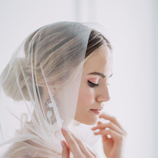 Wedding photographer Mariya Kononova (kononovamaria). Photo of 17.04.2019