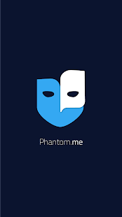 Phantom.me for real mobile privacy: Disappear. Screenshot 1