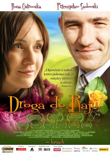 Polski plakat filmu 'Droga Do Raju'