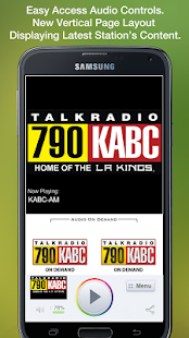 KABC-AM - screenshot thumbnail