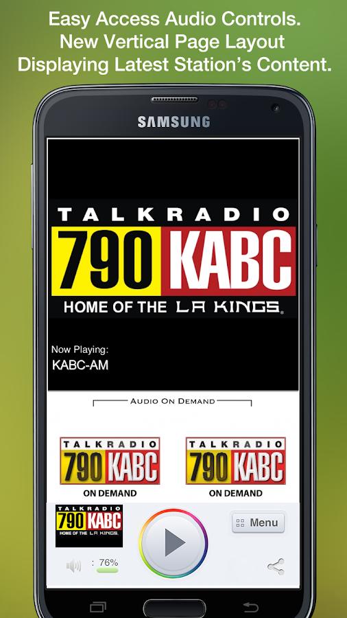 KABC-AM - screenshot