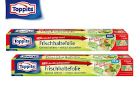 Angebot für Toppits Frischhaltefolie 20m / 40m im Supermarkt