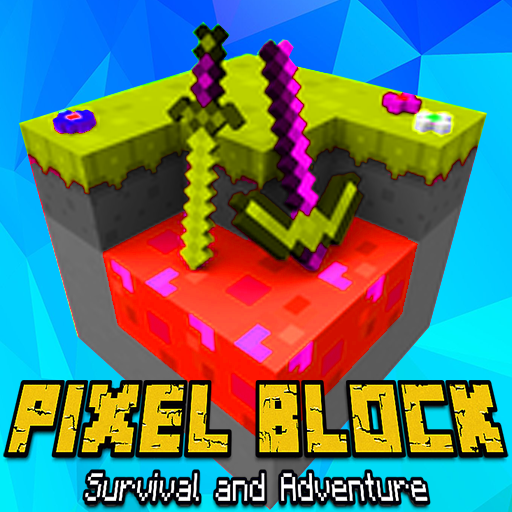 PixelCraft Game file APK Free for PC, smart TV Download