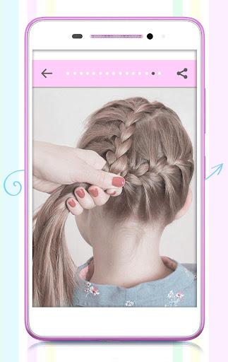 Hairstyle Girls 1.4.4 screenshots 7