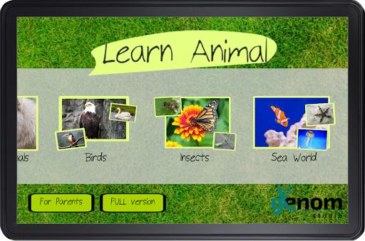 子供のための動物について学ぼう LITE