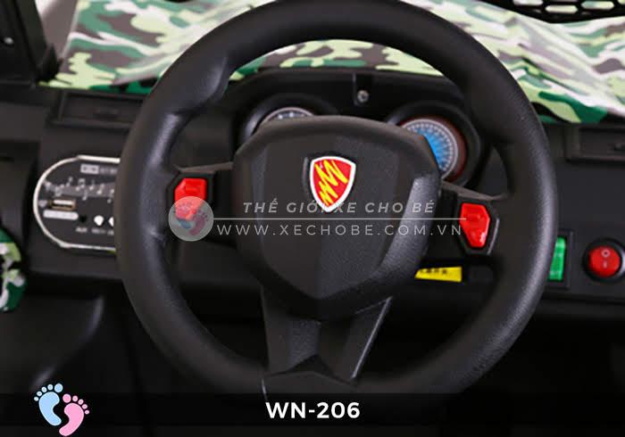 Xe ô tô điện địa hình tự lái WN-206 11