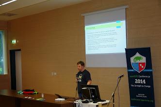 Photo: Optimizing Linux Servers, Davor Guttierrez