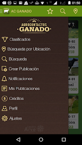 Agrocontactos Ganado Arg screenshot 1