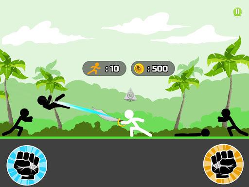Stickman Fighter Epic Battle 2 screenshots 2