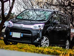 ムーヴカスタム LA100S 2011年式 RSのカスタム事例画像 ムーヴパン~Excitación~さんの2019年02月20日20:19の投稿