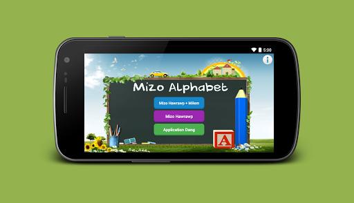 Mizo Alphabet for Kids