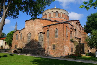 Photo: Oldest building in Istanbul