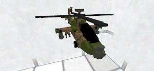 AH-64D 武装搭載版