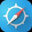 Navi Browser 🔍 - Fast Internet icon