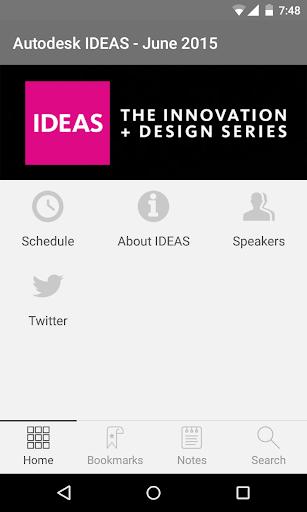 Autodesk IDEAS - June 2015