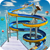 Water Slide Adventure Game