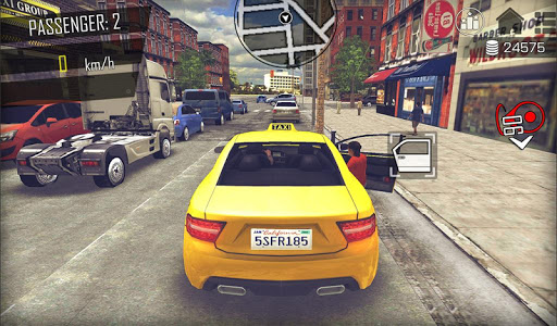 Crazy Open World Driver - Taxi Simulator New Game 3.3 screenshots 4