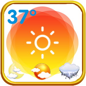 weather live wallpaper 2.0 Icon