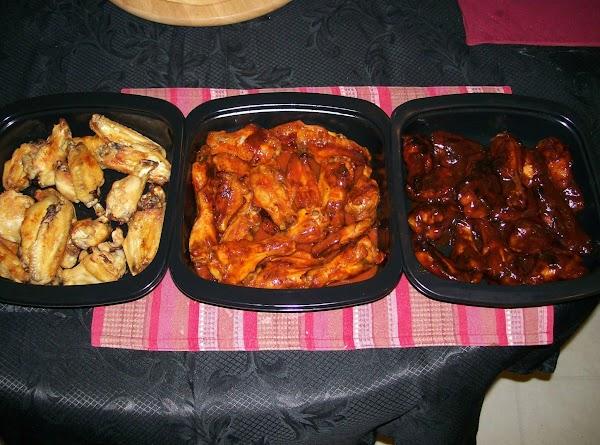 Chicken Wing Assortment Recipe