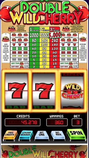 Wild Cherry Double Slots 1.3 screenshots 2