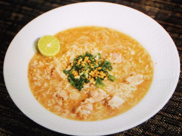 Southwesterly Breezes Grilled Chicken Soup Recipe