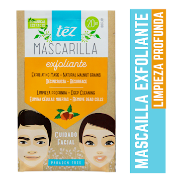 Mascarilla Tez
