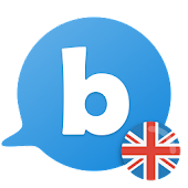 Learn to speak English with busuu Icon