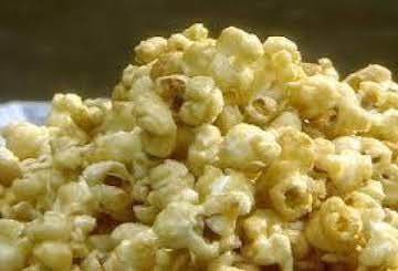Family Favorite Butter Toffee Popcorn (Easy)