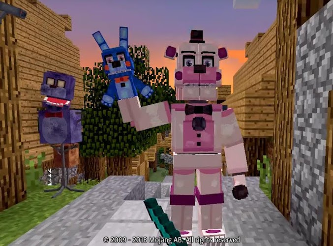 Download FNAF Addons for MCPE APK latest version App by