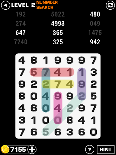 Number Search apkpoly screenshots 6