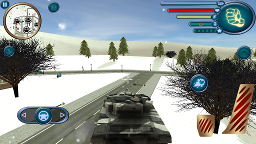 Crime Santa Claus Rope Hero Vice Simulator 1.0 Cheat screenshots 5