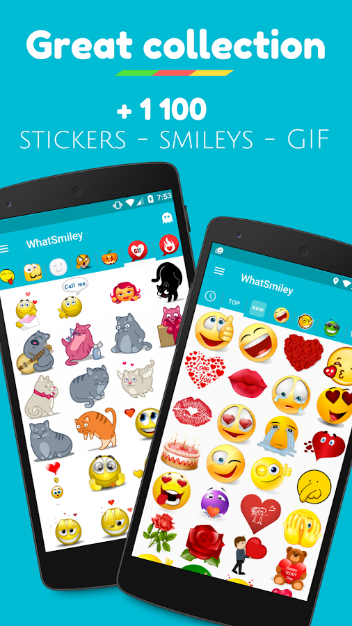 Smileys & emoticons WhatSmiley - Android Apps on Google Play