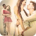 Couple In Love Photo Blender icon