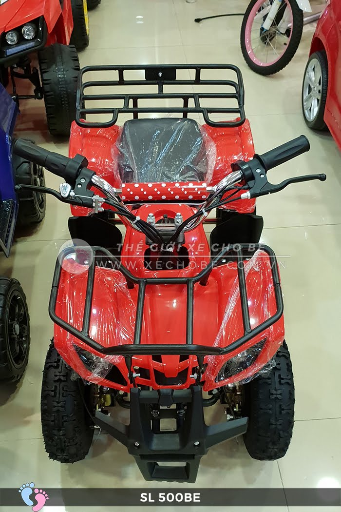 Mô tô điện địa hình cỡ lớn ATV SL500BE 7