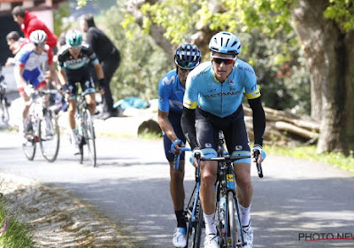 "Astana-renner vol onbegrip na beslissing jury in Ronde van Baskenland: ""Belachelijk, ik ben sprakeloos"""