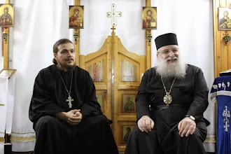 Photo: Велико Търново, беседа с енориашите, 23 октомври 2013 г.