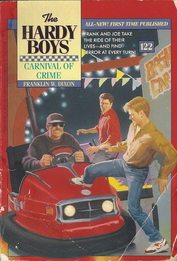 Carnival of Crime cover